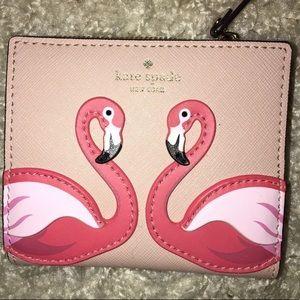Kate Spade Flamingo Wallet